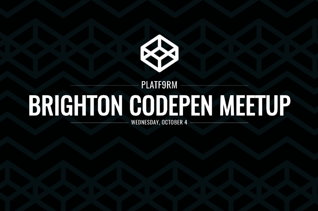 CodePen Meetup
