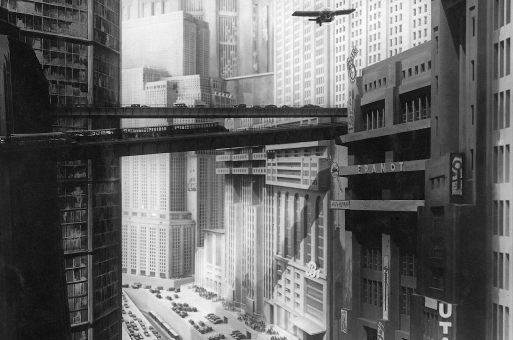 Metropolis with live score by Dmytro Morykit