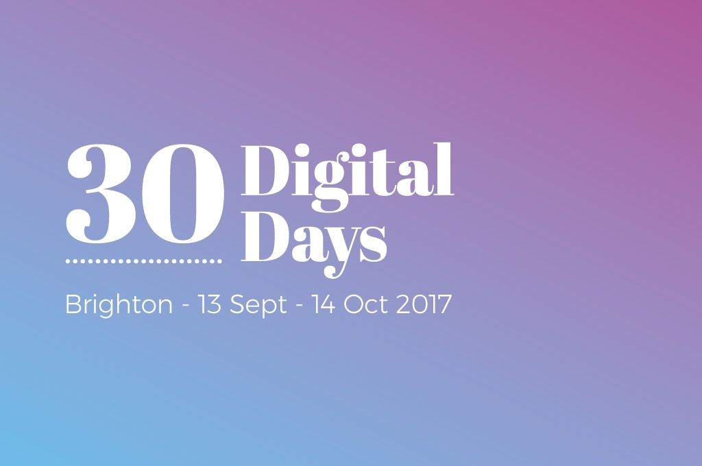 #30DigitalDays