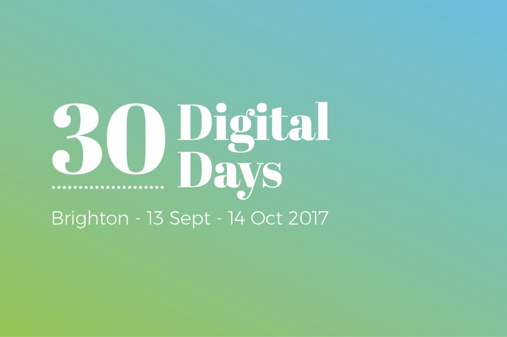Celebrating #30DigitalDays