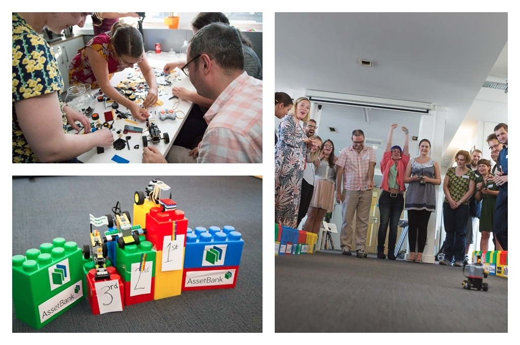 Build a Marvellous Lego Machine | Open Studios: Talent Week