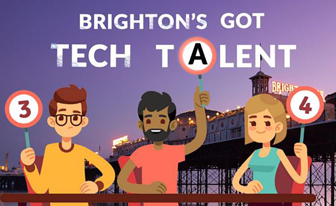 Brighton's Got Tech Talent