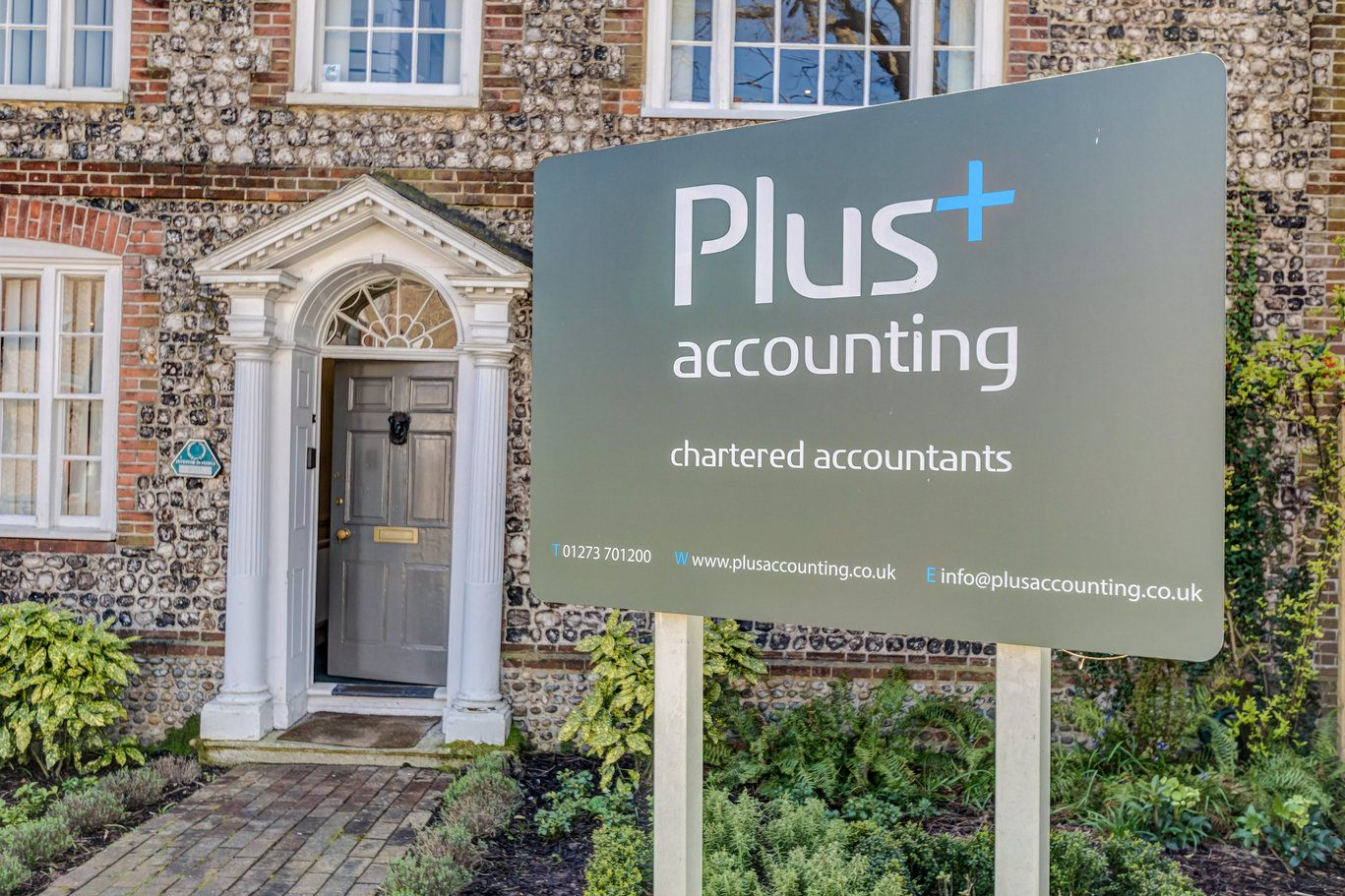 Plus Accounting | Dabapps | Brighton